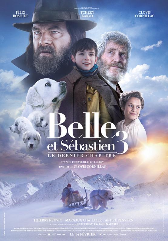 Affiche film belle et sebastien 3
